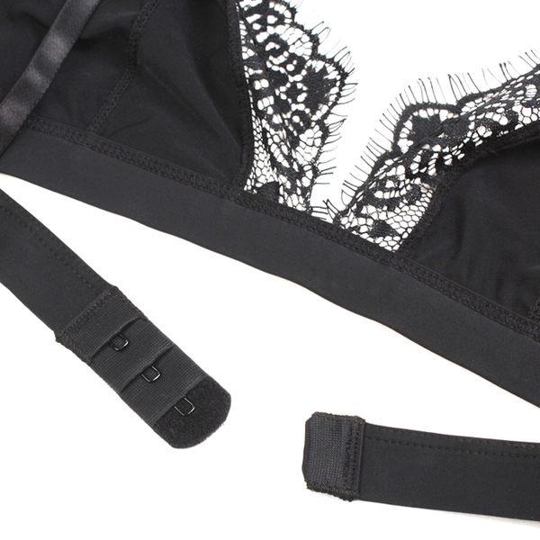 歐美薄款蕾絲邊無痕內衣超薄性胸罩-1236000104