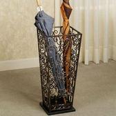 歐式酒店大堂家用雨傘架雨具收納架雨傘桶長柄傘放傘桶 igo爾碩數位3c