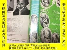 二手書博民逛書店Introducing罕見Charles Dickens 狄更斯