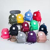 日本cilocala親子純色背包中學生書包女旅行包韓版雙肩包女媽媽包