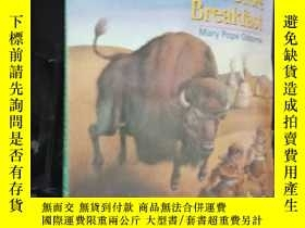二手書博民逛書店Buffalo罕見Before Breakfast Y12498