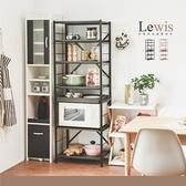 電器櫃 廚房收納 電器架 廚櫃 廚房架【E0039】Lewis多層微波爐置物架 MIT台灣製 收納專科