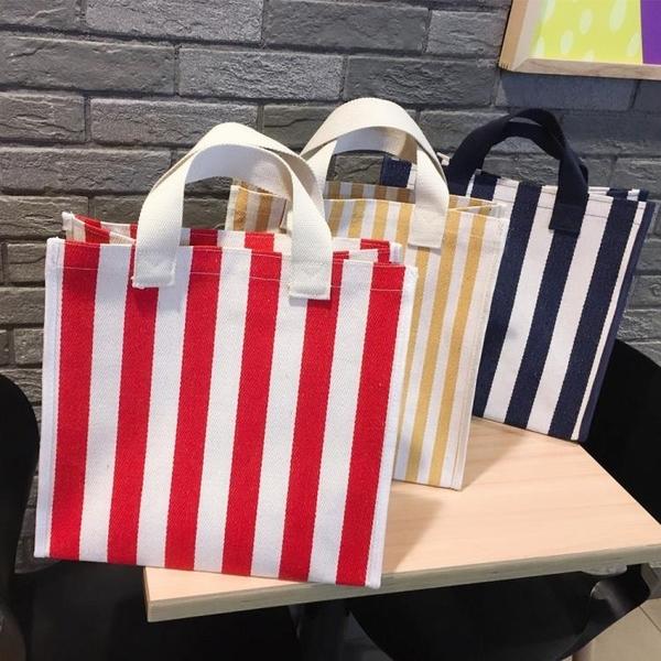 韓國kbp帆布包單肩學生大容量環保便攜購物袋防水買菜手提袋女包