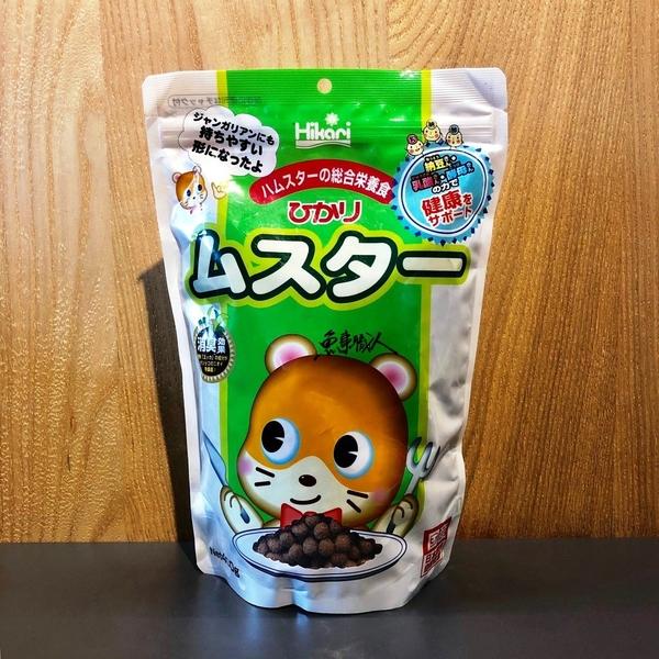 Hikari 高夠力【倉鼠飼料 400g / 顆粒狀】三線鼠 老公公鼠 黃金鼠 天竺鼠 哈姆太郎 魚事職人