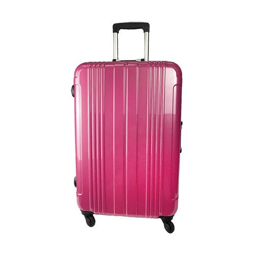 COSSACK PRACTICAL 1實質系列 極輕量鋁框 行李箱/旅行箱28吋-碳粉紅-