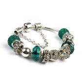 流行奇妙珠手鍊 時尚琉璃珠串珠手鍊流行 DIY飾品《印象精品》yq185