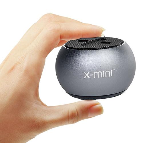 【隔日出貨】X-MINI Click 2 迷你無線藍芽喇叭組 2入 自拍/通話/雙聲道 功能(公司貨, 保固1年)