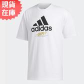 【現貨】Adidas TAIPEI JOCKTAG 男裝 短袖 慢跑 休閒 短T 台北 白【運動世界】GJ0294