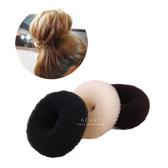 甜甜圈丸子頭盤髮器 髮型用品 包頭 盤髮器 增髮量 增高 髮圈 綁頭髮