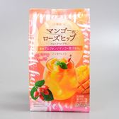 日東紅茶-芒果&玫瑰果風味茶 80g/袋 (賞味期限:2019.09)