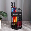 雨傘架 創意家用收納雨傘架酒店大堂雨傘桶進門口放傘置物架神器LOGO定制全館促銷