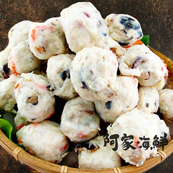 東港香菇蝦仁花枝丸 600g±10%/包