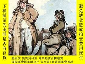 二手書博民逛書店Regarding罕見Thomas Rowlandson, 1757-1827: His Life, Art an