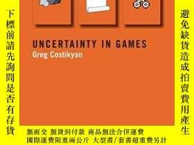 二手書博民逛書店Uncertainty罕見In GamesY255174 Gre