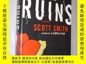 二手書博民逛書店【英語原版】罕見The Ruins by Scott Smith