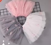 女童半身裙公主裙寶寶紗裙兒童蓬蓬裙2020童裝夏裝韓版洋氣短裙子
