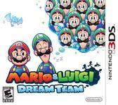 3DS Mario and Luigi: Dream Team 瑪利歐與路易吉 RPG 4 夢境冒險(美版代購)