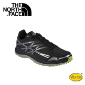 【The North Face 男款 越野跑鞋 黑/日光黃】CKM3/越野跑鞋/慢跑鞋/登山鞋/攀岩鞋/健行