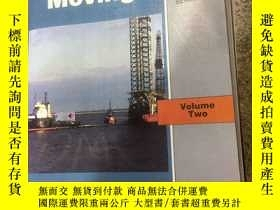 二手書博民逛書店JACK-UP罕見MOVING VOLUME TWO (海洋石油