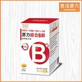 【中廣熱播】SNQ認證 綜合維生素B群 緩釋膜衣錠(60粒/瓶) 防疫防護|吳淡如愛用推薦