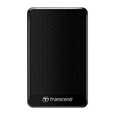 創見 StoreJet A3 2TB USB3.0 行動硬碟(黑) TS2TSJ25A3K