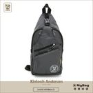 Kinloch Anderson 金安德森 單肩包 極限機能 3Way多層收納自行車包 防潑水後背包 黑色 KA169202 得意時袋