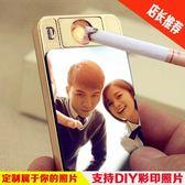 創意超薄USB電子點煙器個性禮品DIY定制照片刻字防風充電打火機TW