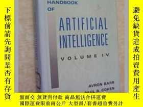 二手書博民逛書店artificial罕見intelligence 人工技能...