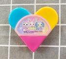 【震撼精品百貨】Jewelpet_寶石寵物~心型滾輪印章*15501