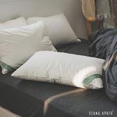 枕頭 2入【德國專利 物理防螨水洗枕 / 適中款】防螨 防塵 抗過敏 德國專利素材 翔仔居家