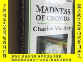 二手書博民逛書店Extraordinary罕見Popular Delusions and the Madness of Crowd