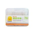 PiYo黃色小鴨-螺旋紙軸安全棉棒盒裝(880163)[衛立兒生活館]