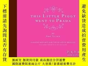 二手書博民逛書店This罕見Little Piggy Went To Y256260 Amy Allen Harperente