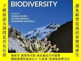 二手書博民逛書店Mountains,罕見Climate and BiodiversityY410016 Carina Hoor