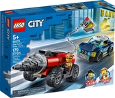 樂高LEGO CITY 特警鑽機追逐戰 60273 TOYeGO 玩具e哥