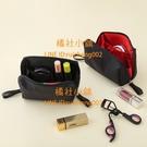 旅行戶外隨身防水化妝包口紅包便攜簡約手拿包小號化妝包【橘社小鎮】