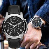 FOSSIL 美國原創風格時尚腕錶 FS4812 熱賣中!