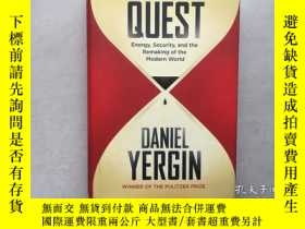 二手書博民逛書店The罕見Quest: Energy, Security and
