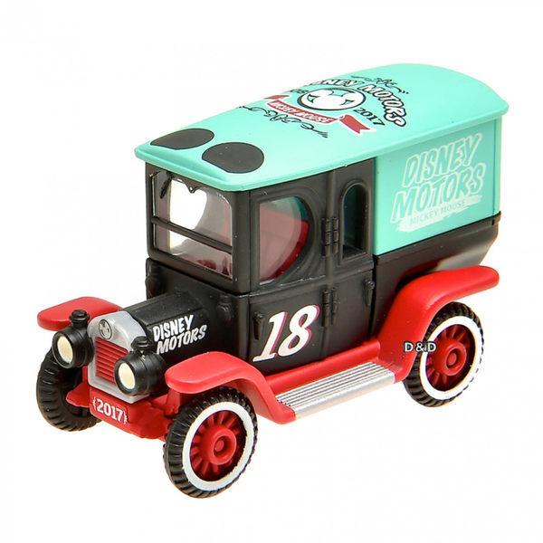 《 TOMICA 火柴盒小汽車 》高帽子古典米奇車 - 東京車展特別版 ╭★ JOYBUS玩具百貨