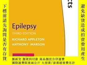 二手書博民逛書店Epilepsy罕見(the Facts Series)-癲癇(事實系列)Y436638 Richard Ap