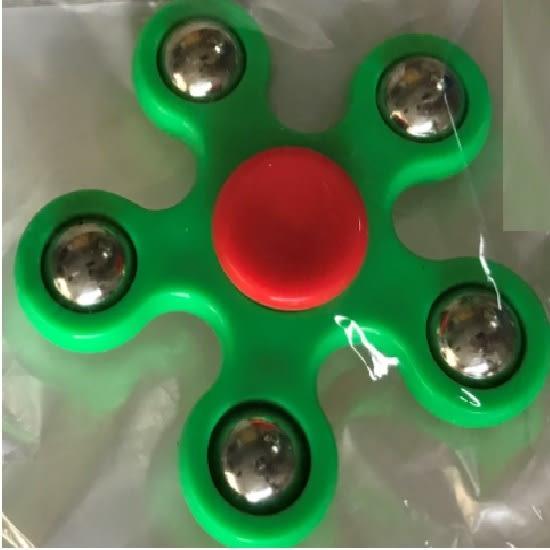 最新解壓玩具鋼珠型 指尖陀螺 手指陀螺 手指尖旋轉
