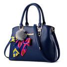 韓版 包包 時尚簡約優質荔枝紋手提包 側背包/斜背包-現貨(aide0921)