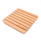 台灣檜木隔熱墊|防止桌面被燙傷的鍋墊 無漆實木不聚熱萬用收納木墊