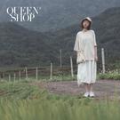 Queen Shop【01038392】滑板車女孩造型寬版上衣*現+預*