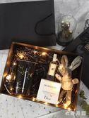 包裝盒 禮盒口紅包裝盒生日禮物盒子精美韓版簡約大禮物盒空盒禮品盒WL1010【衣好月圓】