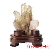 天然黃水晶簇 辦公桌景觀擺飾A (唯一商品) 石頭記
