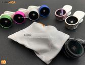 【FUNIPICA 2IN1】F515 0.36X 超大超廣角鏡頭 15倍 比0.4X廣角 微美手機鏡頭 微距廣角近拍
