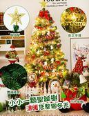 現貨 加密聖誕樹1.5米套餐節日裝飾品發光加密裝1.5大型豪華現貨24小時快出