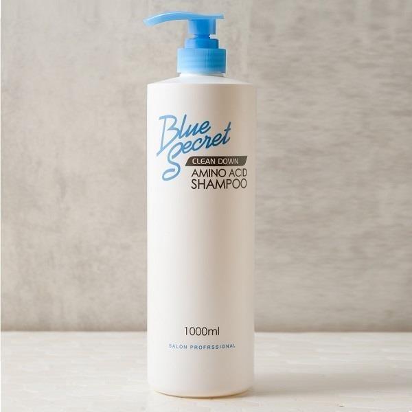 【南紡購物中心】【藍塔羅 Blue Secret 】氨基酸護色洗髮精 1000ml 一入