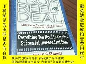 二手書博民逛書店FROM罕見REEL TO DEAL EVERYTHING YO